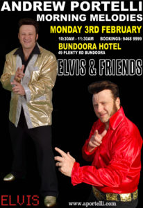 Elviis Impersonator Melbourne