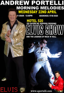 Elvis Impersonator Australia